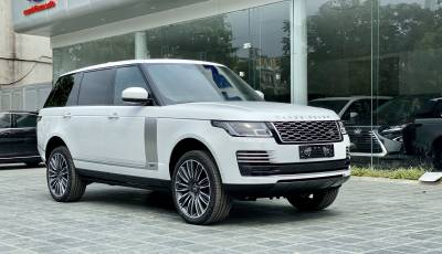 Bán Land Rover Range Rover Autobiography L P400 3.0 2021 mới giao ngay