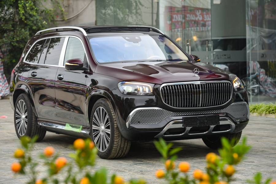 Mercedes-Benz GLS600 Maybach 2021 Hotline  - 09358.66636 mới 100% Giao Xe Ngay 2