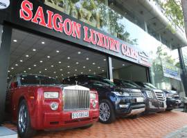 Salon ô tô Saigon Luxury Cars