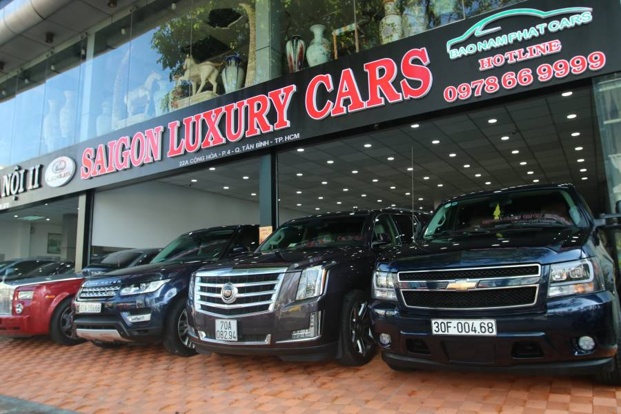 SAIGON LUXURY CARS
