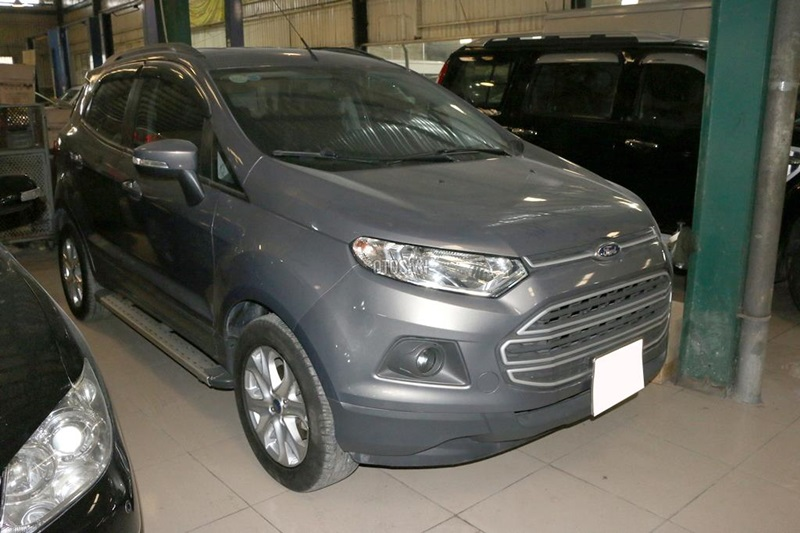 New 2020 Ford Ecosport For Sale In Waynesburg Pa Stock