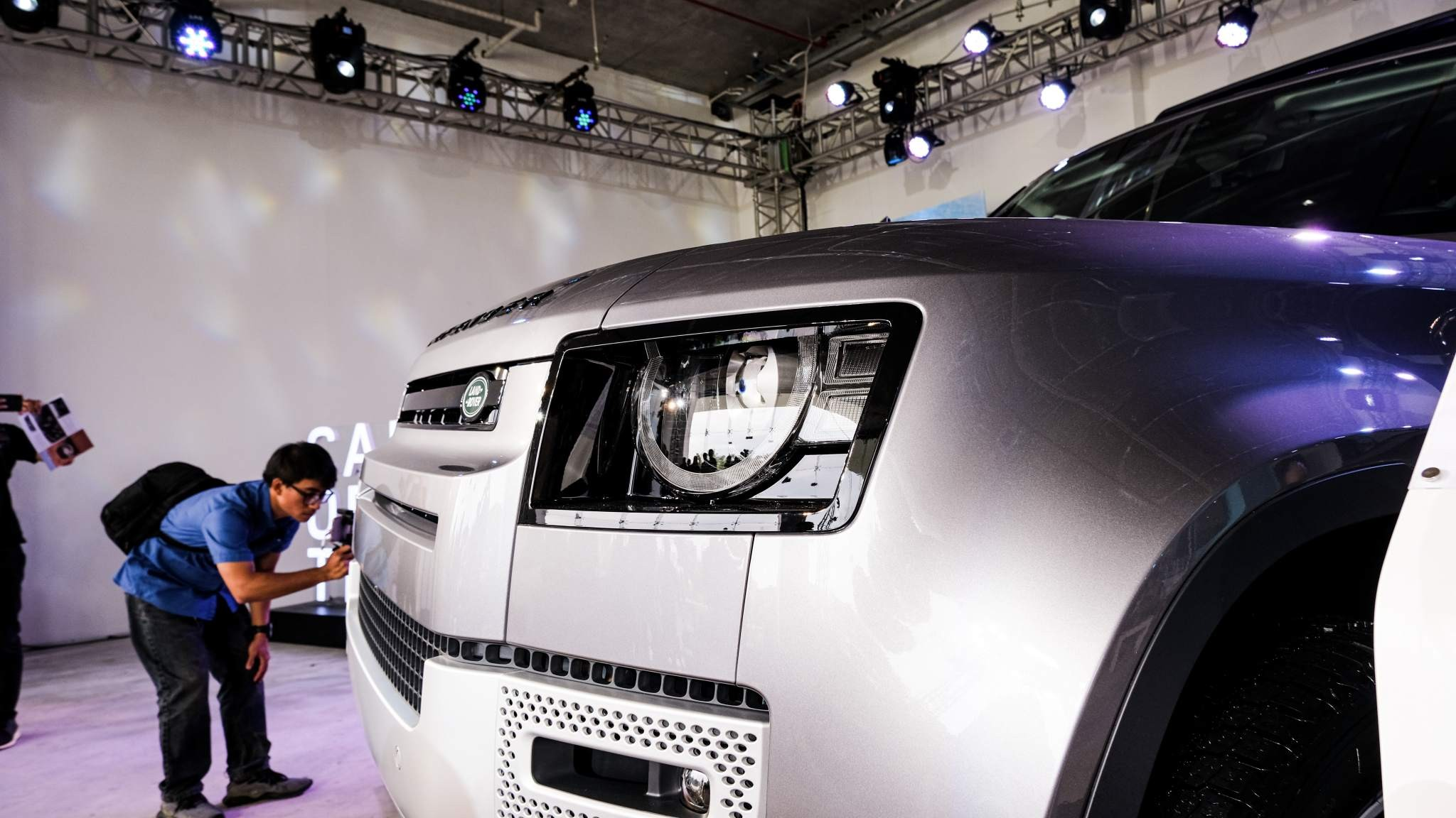 Land Rover Defend 2020