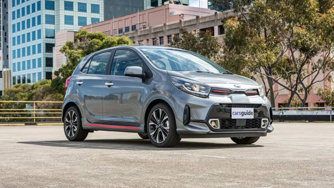 Kia Morning 2021